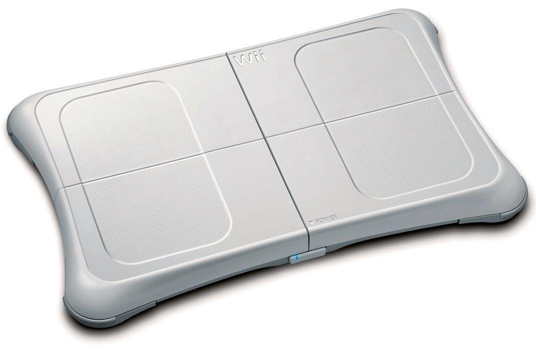 Wii Fit U balance board