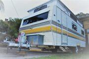 1981 Millard Poptop Caravan with bunks Mount Riverview Blue Mountains Preview
