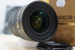 Nikon 16-35mm f4 VR - AS NEW AU STOCK for D800 D810 D5 D750 Sydney City Inner Sydney Preview