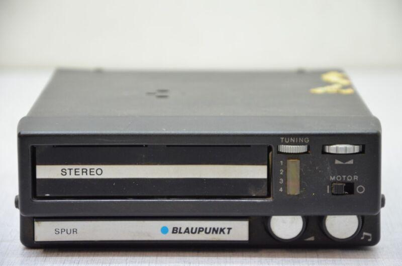 Schon Sammlerstück: Blaupunkt ACR 825 Auto 8Track Gerät – Nicht Geprüft!!