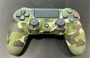 Sony PlayStation Ps4 genuine camo controller as new