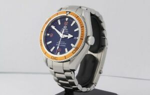 Omega Planet Ocean Seamaster 42mm Orange bezel