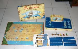 COLUMBUS-Ravensburger-1991-OTTIMO-Cristoforo-Colombo