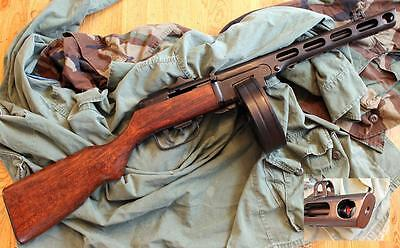 Denix WWII Soviet Machinegun PPSH-41, non-firing replica. NEW & RARE