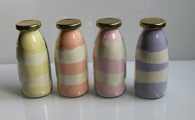 150g Flaschen (Bademilch in der Glasflasche 150 g, verschiedene Öle handgemacht (4,33 €/100 g))
