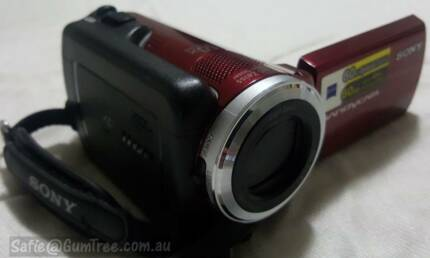 Sony 60GB Hard Disk Drive Camcorder Parafield Gardens Salisbury Area Preview