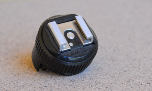 Nikon AS-4 Flash Unit Hot Shoe Coupler for F3 F3HP F3T AS4 EXC+