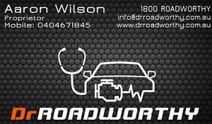 Dr Roadworthy Pty Ltd Rochedale South Brisbane South East Preview
