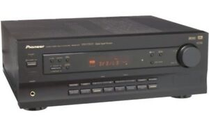Pioneer VSX-D309 Audio/Video Receiver