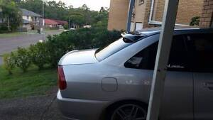 Lancer coupe rear window visor Mansfield Brisbane South East Preview