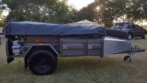 Coolibah CC-W Offroad Camper Trailer Lee Point Darwin City Preview