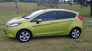 2010 Ford Fiesta Hatchback Low milage Great condition Wembley Downs Stirling Area Preview