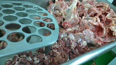 Dog Food Frozen Chicken Mince with Offal 20x 500g bags 10kg box. BARF RAW DIET
