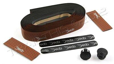 Deda Elementi Mistral Road Bike Handlebar Drop Bar Tape Synthetic Leather (Deda Elementi Handlebars)