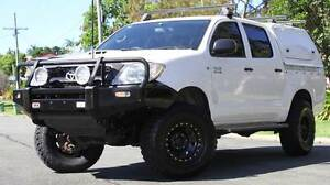 2010 Toyota Hilux Ute 4X4 DUAL CAB TURBO DIESEL REGO AND RWC Southport Gold Coast City Preview