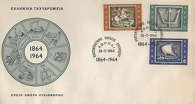 CYPRUS 1964 FIRST DAY COVER FDC