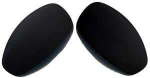 New Black Chrome Polarized Replacement lenses for Oakley Juliet Sunglasses