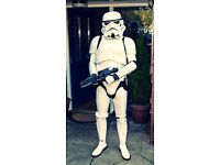 Stormtrooper for hire!