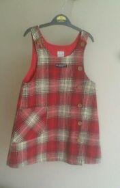 Girls Dresses/skirts/cardigans