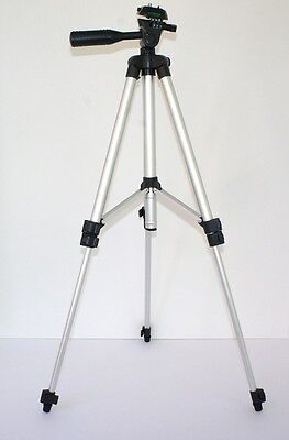 """Photo/Video 50"""" Pro Tripod With Case for Canon Powershot SX30 IS for sale  Shipping to India"""