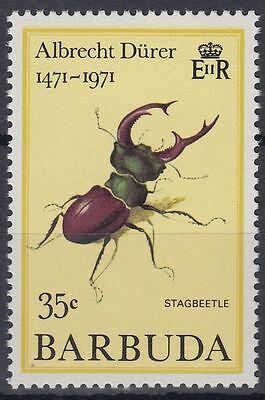 Antigua-Barbuda 1971 ** Mi.II unissued unverausgabt Käfer Beetle Dürer [sq5241]