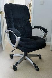 Executive Office Chair (Microfibre Chair)
