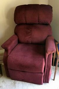 TALL - LARGE POWER LIFT CHAIR - TALL