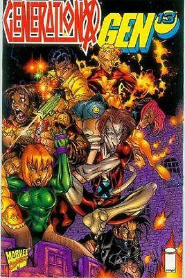 Generation X / Gen 13 (Salvador Larroca, 52 pages, cover B) (USA, 1997)