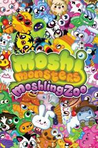 Moshi Monsters Moshling Zoo Maxi Poster 61x91.5cm FP2659