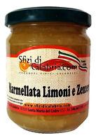 Marmellata Limone E Zenzero 190gr Prodotti Calabresi Specialità Calabrese Novità -  - ebay.it