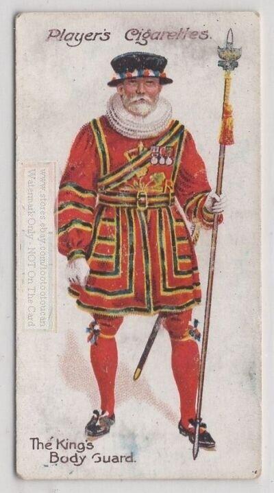 England King