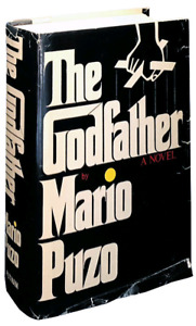 THE GODFATHER Mario Puzo 1st First Edition First Print 1969