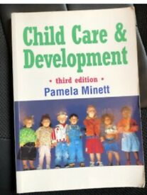 Child Care And Development 3rd ed