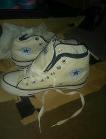 Brand new converse size 4 n half