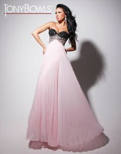 Tony Bowls Prom Gown