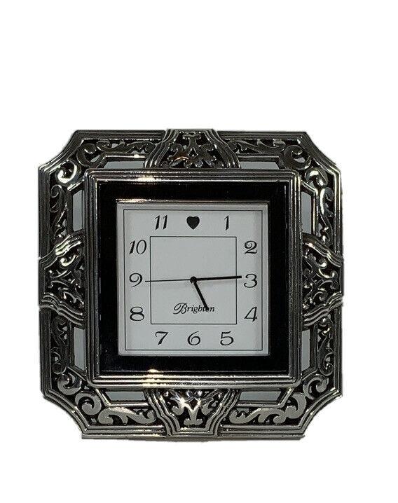 Brighton TANGO Desk Clock -WOW #of