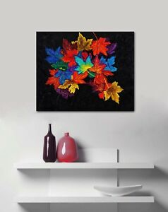 """Autumn's Cloak"" - New Original 3D Painting Stratford Kitchener Area image 1"