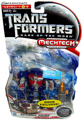 """Hasbro Transformers Dark Of The Moon Exclusive Deluxe(5"""" Tall) Lunarfire Optimus Prime - 653569657491 Toys"""