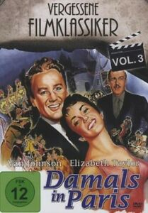 DAMALS-EN-PAR-S-Van-Johnson-LIZ-TAYLOR-Mujer-Reed-DVD