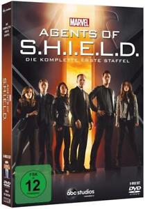 Marvel's Agents Of S.H.I.E.L.D. - Staffel 1 (2015) DVD ***Wie Neu***