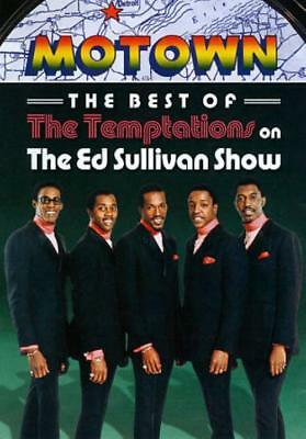 THE ED SULLIVAN SHOW: THE BEST OF THE TEMPTATIONS ON THE ED SULLIVAN SHOW NEW (The Best Of The Temptations On The Ed Sullivan Show)