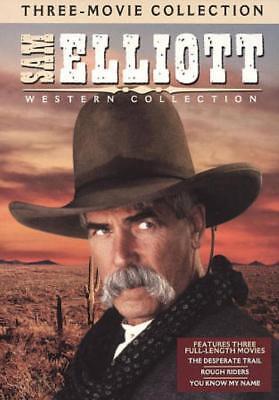 SAM ELLIOT WESTERN COLLECTION NEW DVD