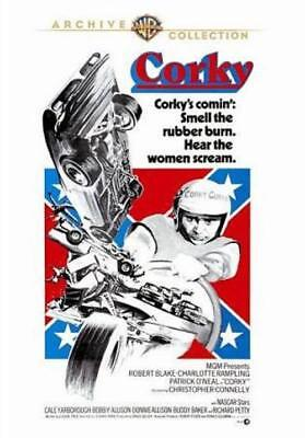 CORKY NEW DVD