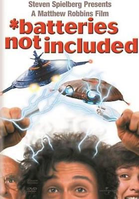 BATTERIES NOT INCLUDED NEW DVD