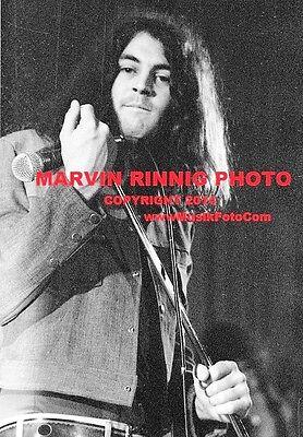 DEEP PURPLE - IAN GILLIAN & RITCHIE BLACKMORE 1971 PHOTO 8x11 SALE $ 1 RARE