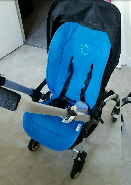 Bugaboo Bee Seat Liner In Basildon Essex Gumtree