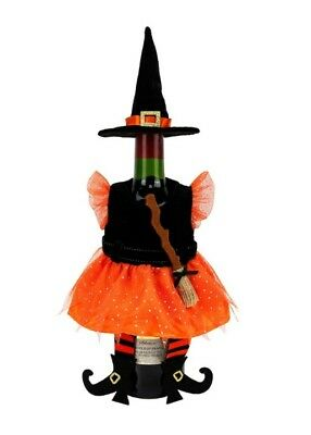 Wine Bottle Cover Halloween Witch Costume BRAND NEW - Wine Bottle Costumes Halloween
