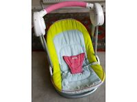 Mamas & Papas musical swing chair