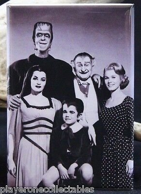 The Munsters Family Photo 2