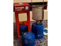 Camping Gas Lantern. New and boxed